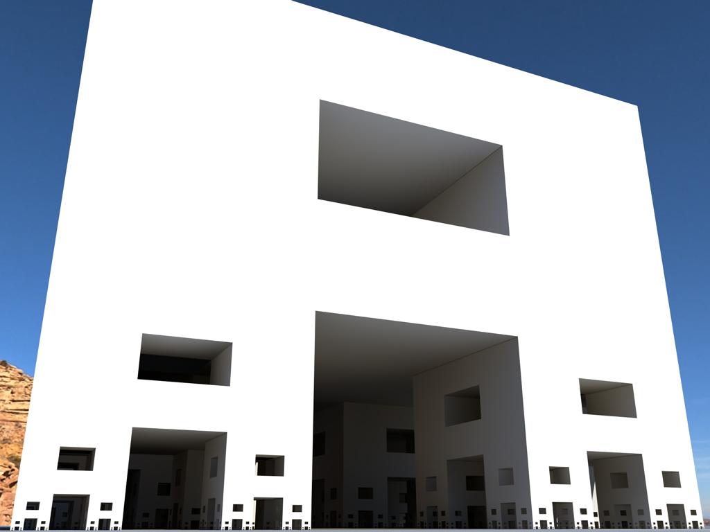 cube fractal grand