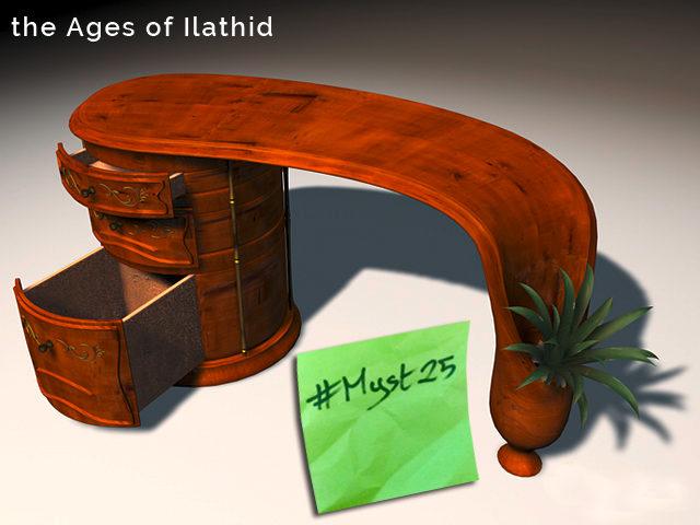 Ilathid desk